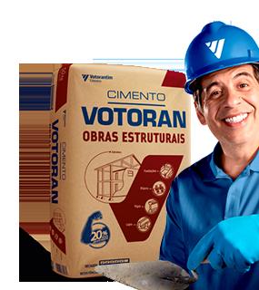 Leandro Hassum apresenta novos produtos Votorantim Cimentos